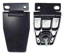 Black Liftgate Hinge Pair Jeep Wrangler TJ 1997-2006- 5013723AB 5013722AB