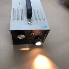 Dolan Jenner Fiber Lite 180 Illuminator Microscope Optic Light Guide Source