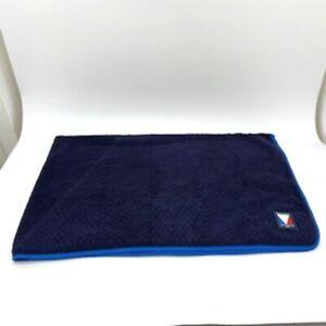 LOUIS VUITTON M70284 Louis Vuitton cup blanket cotton Navy