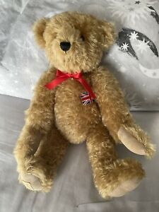 Deans Ragbook British Bear limited edition no 61 of 1000