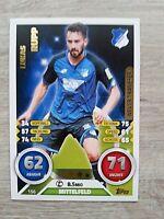 Match Attax - 16/17 - Lukas Rupp - TSG 1899 Hoffenheim - Neuer Transfer