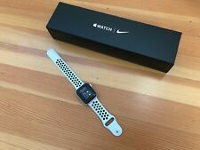 Apple Watch Series 5 Nike 44mm GPS + Cellular Aluminum Case Pure Platinum Sport