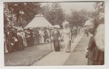 Dorset postcard - Meyrick Park Fete, Bournemouth - Early RP