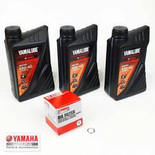 Yamaha MT-07 Ölwechsel-Set  Original Yamaha