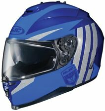 HJC IS-17 Full Face Helmet Grapple Graphic Blue Size Large