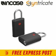 INCASE SMART LUGGAGE LOCK - BLACK ( INCLUDES 1 LOCK ONLY)