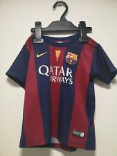 Barcelona 2014 Home Shirt - Nike - Infant Baby - 18-24 Months (323)