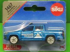 Siku Super Serie 1467 VW Amarok Bergrettung Pick Up