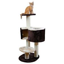 Trixie Rascador Elvio Marrón/beige para gatos, NUEVO
