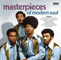MASTERPIECES OF MODERN SOUL VOLUME 5 Various NEW & SEALED CD (KENT) NORTHERN R&B