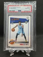 2019-20 NBA Hoops Ja Morant Tribute RC #297 PSA 10 GEM MINT Grizzlies ROY 🔥
