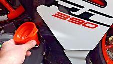 KTM Moto GP Moto 2 Moto 3 Biker Supersport RC125 RC390 RC8 RC8R RC16 Oil Funnel