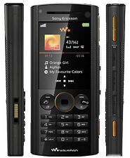 Sony Ericsson W902 2G GSM 850 / 900 / 1800 / 1900 3G bands HSDPA 2100 5MP Radio