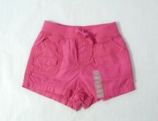 NEW Carter's Baby Girls' Elastic Waist Pull-on Shorts Playwear Pink 18 Months