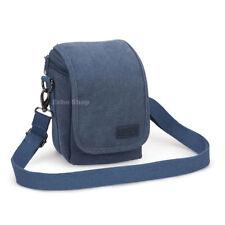 Maletines, bolsas y fundas azul para cámaras de vídeo y fotográficas Sony