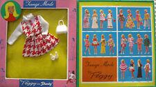 für PEGGY von PLASTY 5764 aus 1974 echt - Vintage Clone Petra Peggy Doll AIRFIX