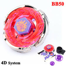 Beyblade Metal Masters 4D System RAPIDITY Battle FUSION FIGHT MASTERS BB50 Toy