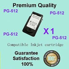 1x Compatible PG512 Ink Cartridge for Canon Pixma MP230 240 280 MX320 350 MP490