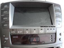 2005-2013 LEXUS IS250 350 GS300 450h LX470 ES350 GPS TOUCH SCREEN REPAIR SERVICE