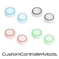 2 x Thumb Stick Cover Grips Caps For Sony PS4 + XBOX One Analog Controller - New