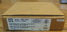 KB Adjustable Speed DC Drive KBIC-240D 2HP 115/230VAC *New*