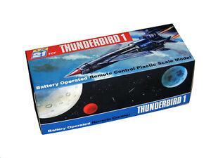 J. Rosenthal JR21 Thunderbird 1 Remote Controlled Vehicle Repro Box