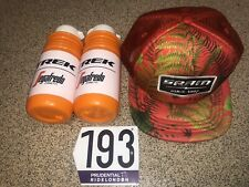 PRO CYCLING TEAM TREK BOTTLE 2+SRAM Cap🧢+ PRO TEAM number