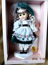 Austria Ginny Vogue Ginny Doll International Collection Boxed 1988