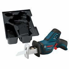 Bosch PS60BN 12V Lithium-Ion Pocket Reciprocating Saw Li-Ion & Insert Cordless