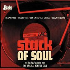 Stack Of Soul: Red Hot R&B Classics From The Original Home Of Soul [CD]