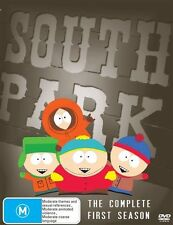 South Park : Season 1 (DVD, 2007, 3-Disc Set)