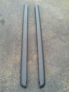 NEW OEM NISSAN 2013-2019 FRONTIER KING CAB BED RAIL KIT - 2PC LEFT / RIGHT ONLY