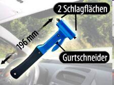 NOTFALLHAMMER & GURTSCHNEIDER FÜR DAS AUTO / KFZ - NEU