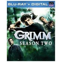 Grimm: Season Two [Blu-ray] Blu-ray