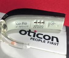 """""""Oticon"""" Go Pro Digital Minature Programmable BTE Danish Hearing Aid"""