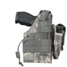 Holster ACU Digital Camouflage Modular MOLLE Ambidextrous Rothco 10477