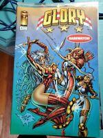 Glory #8 VF 1995 Image Comic Babewatch