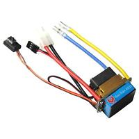 New 480A 3-Modes Brushed Speed Controller ESC for 1/10 RC Car Buggy Rock Crawler