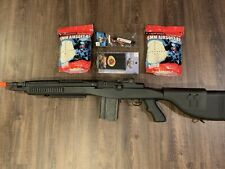 G&P M14 DMR Recon Advanced Airsoft AEG Sniper Rifle - Excellent Condition!