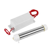 220V 3g/hr 10W White Ozone Generator Ozone Tube For Air Purifier Swimming Pool B