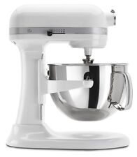 KitchenAid Professional 610 Bowl-Lift Stand Mixer 10-Speed White