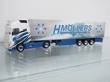 "Herpa 306317 1:87 Volvo FH gl. XL refrigerated-sz H.Möllers kühltransporte "" NEW"
