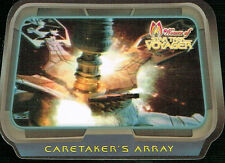 STAR TREK WOMEN OF VOYAGER SPACEFEX CARD SF6