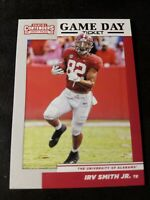 Irv Smith Jr 2019 Panini Contenders Draft Picks Game Day Ticket