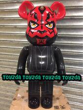 Medicom Toy Expo. Star Wars 1000% Sith Darth Maul Bearbrick Be@rbrick 1pc