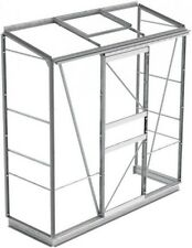 Simplicity Mini Lean-to Greenhouse 2ft2 x 6ft3 with Horticultural glass