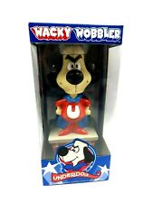 Funko Wacky Wobbler Underdog Roar of thunder Figurine neuve