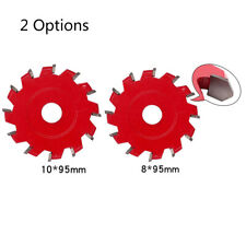 12Teeth Circular Saw Cutter Open Aluminum Composite Panel  Slotted Saw Blade