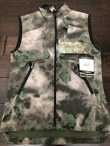 NEW Browning Men's Hells Canyon Backcountry A-Tacs Foliage Speed Vest S Small