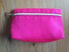Bright Pink Clinique Make Up Bag